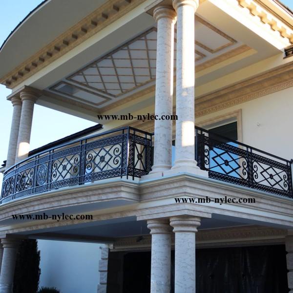 Świeże Balustrady kute – wybieramy balustradę schodową | metaloplastyka OC96